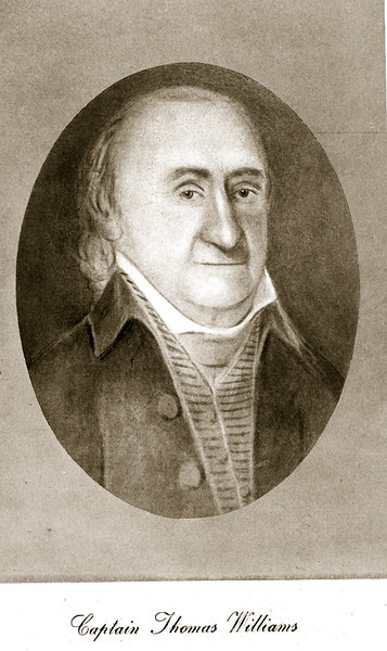 1780 Captain Thomas Williams