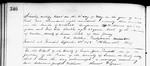 1873 Benjamin Lee Williams & Ella Struble Marriage Record